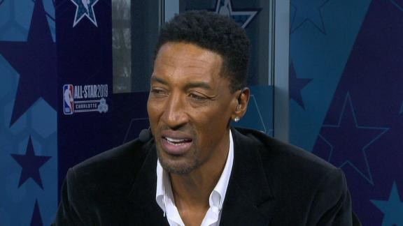 Pippen: LeBron to LA may turn out to have been a bad move