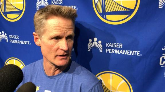 Kerr 'shocked' by Draymond flagrant call led to ejection
