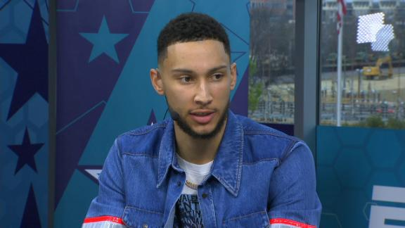 Simmons: Raptors and Celtics are our biggest competition