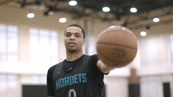Hornets' Miles Bridges plans to drop the mic at the 2019 NBA Slam Dunk Contest