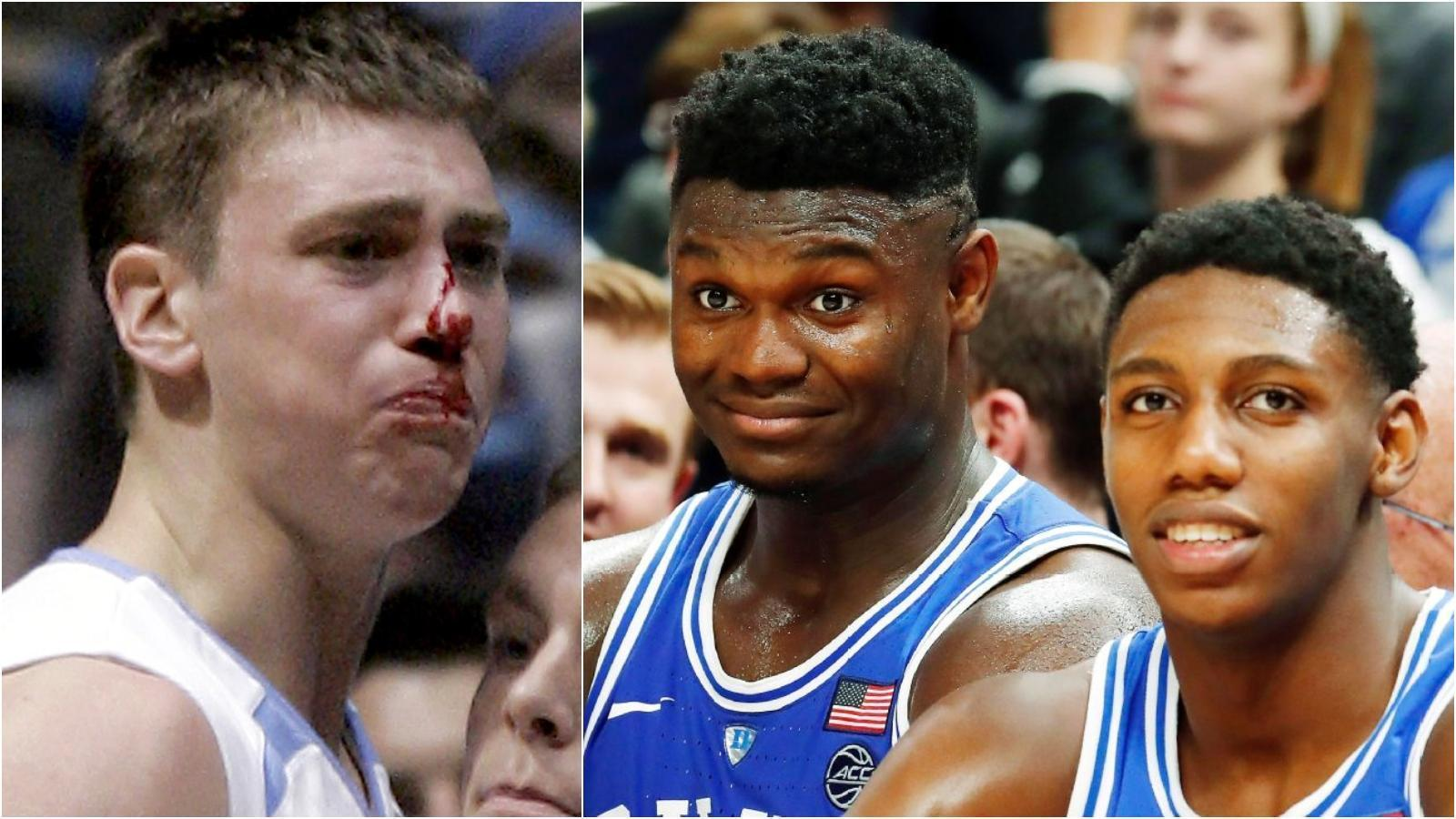 New faces set to join UNC-Duke rivalry