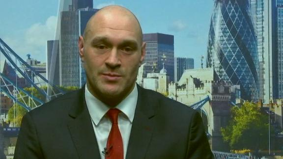 Fury: 'No secret' I wanted to fight in America
