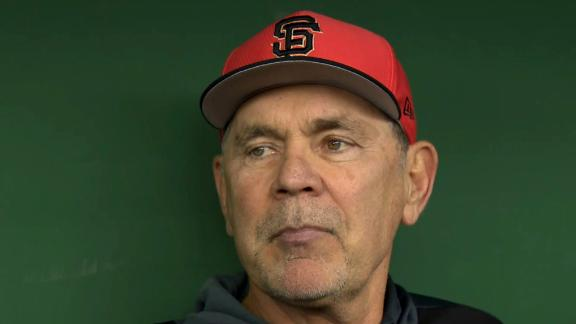 Bochy: 'It's been an unbelievable ride'
