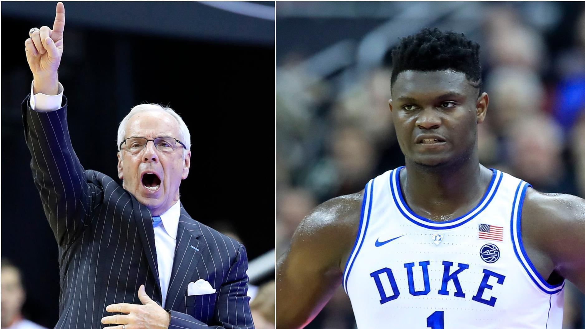 Roy Williams: 'Zion is a different bird'