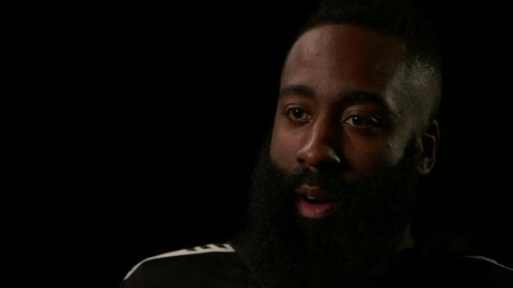Harden: Scoring streak is something 'I had to do'