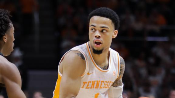 Williams, Turner fuel Tennessee vs. Vandy