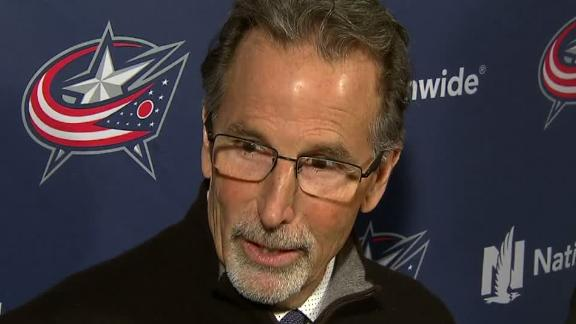 Tortorella on Panarin: 'He s--- his pants' before game