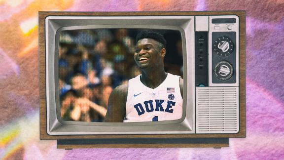 Zion Williamson's 1980s-inspired mixtape