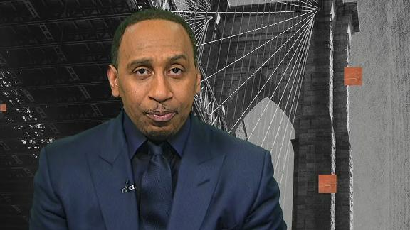 Stephen A.: AB would fit well with Rodgers, Packers