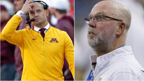 Spears: Kill, Fleck prove 'coaches take things personally'