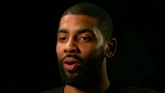 Kyrie: 'It's been a trying year for us'