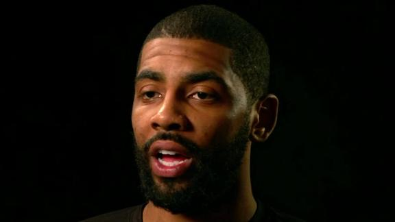 Kyrie: Apologizing to LeBron was a 'step forward' in my life