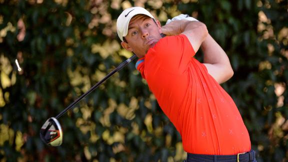 McIlroy dialed in with 63 in Round 1
