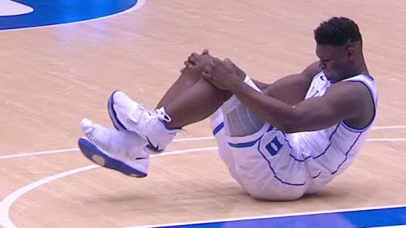 Duke moving forward after Zion injury, loss to UNC