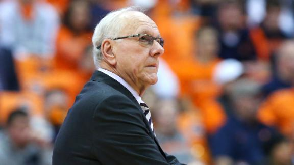 Syracuse coach Jim Boeheim involved in fatal car accident