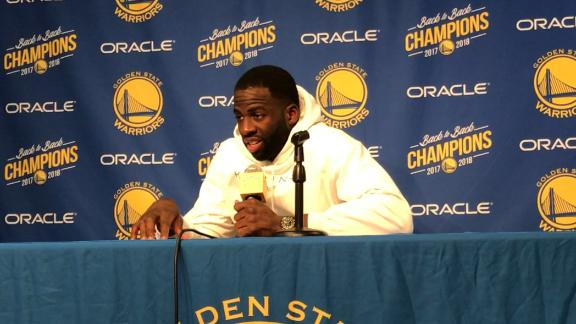 Draymond: Kings need to win meaningful games to build rivalry