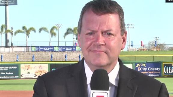 Olney: Vlad Jr. should be in MLB by mid-April