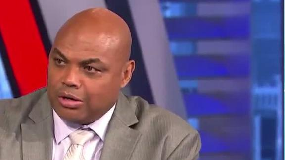 Barkley wants Zion to keep playing this season