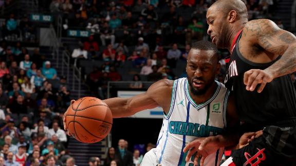 Kemba's 35 not enough for Hornets win
