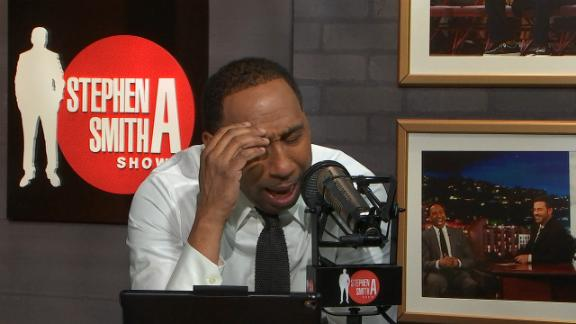 Stephen A. weeps over Witten rejoining Cowboys