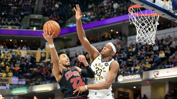 Bogdanonvic and Turner help lift Pacers over Bulls