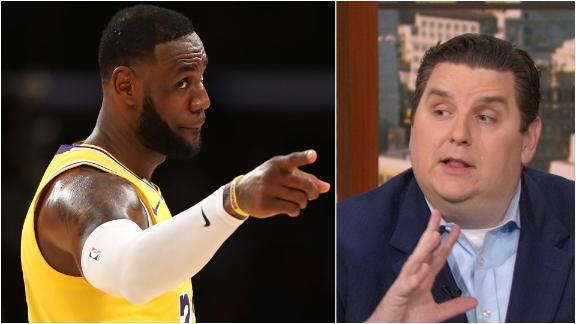 Windhorst: LeBron doesn't want to be remembered as a scorer