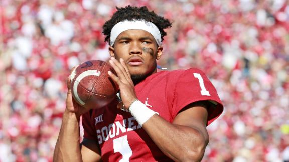 Why Kyler Murray is the draft's most fascinating prospect