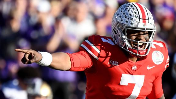 Dwayne Haskins will be top pocket passer in draft