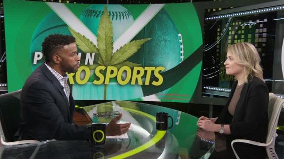 Is the NHL's marijuana policy a blueprint for other leagues?