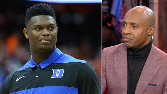 Williams: Zion should sit out intense rivalry matchup vs. UNC