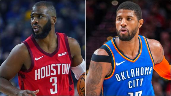 Lowe: As long as CP3 plays well, the Rockets will be fine