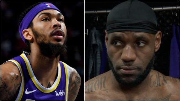 LeBron: Ingram injury puts things in perspective