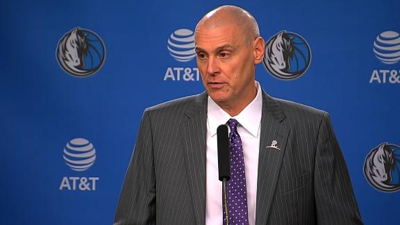 Carlisle 'would do the same thing again' on final play vs. Rockets