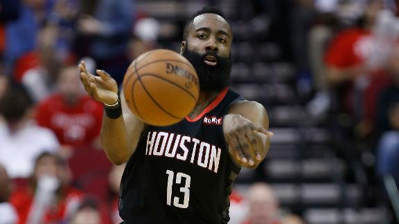 Kobe details the Rockets' explosive attack led by James Harden