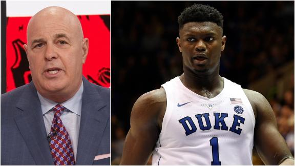 Greenberg keeping an eye on Zion in ACC tournament