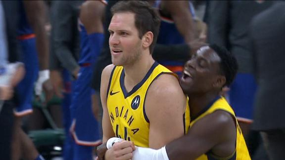 418d8492c7c Pacers end losing streak by holding off Knicks' late charge