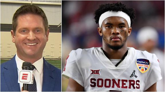 McShay: Giants have tough decision between Murray and Haskins