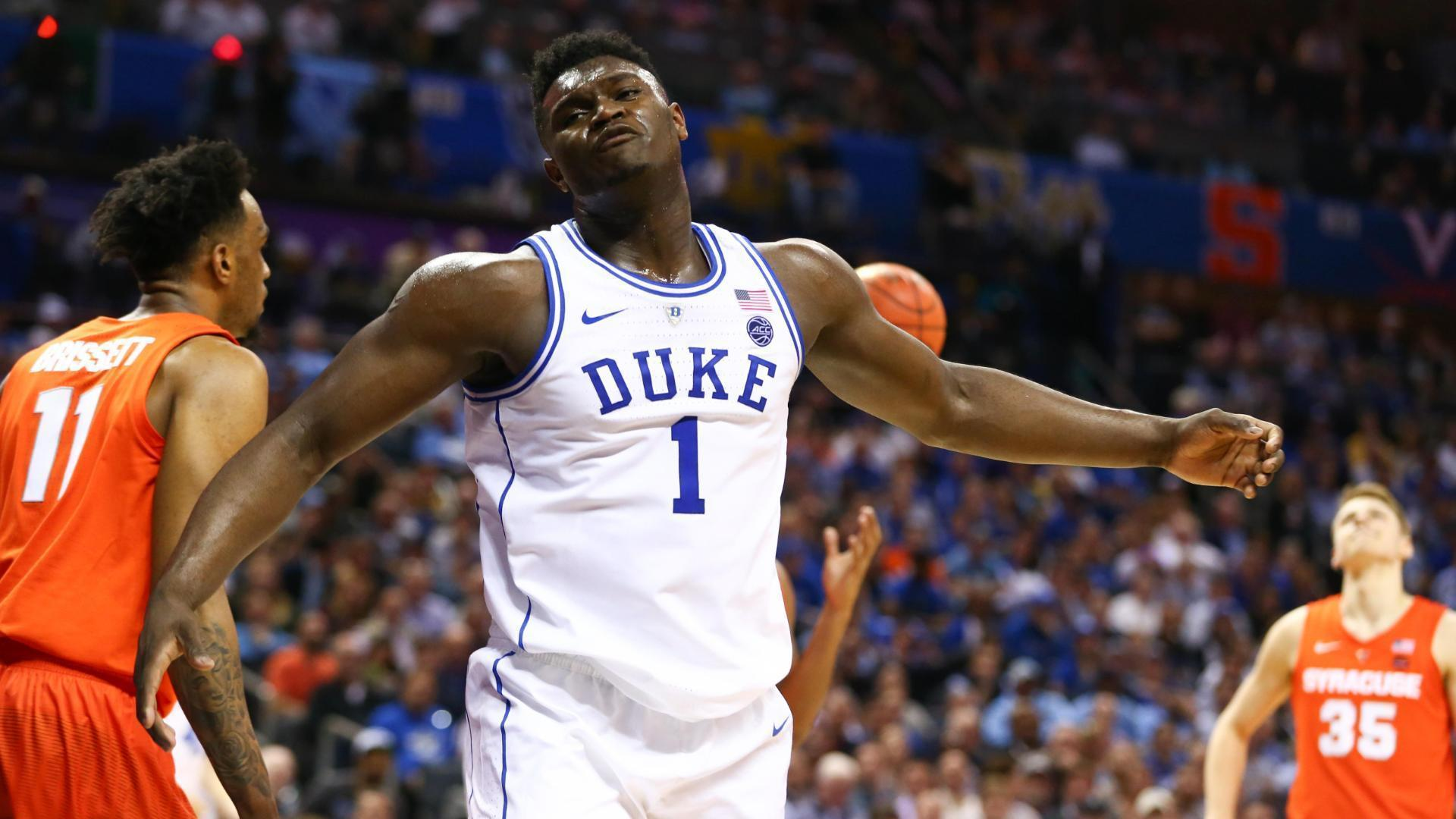 Zion 13-of-13 With 29 Points In Victorious Return