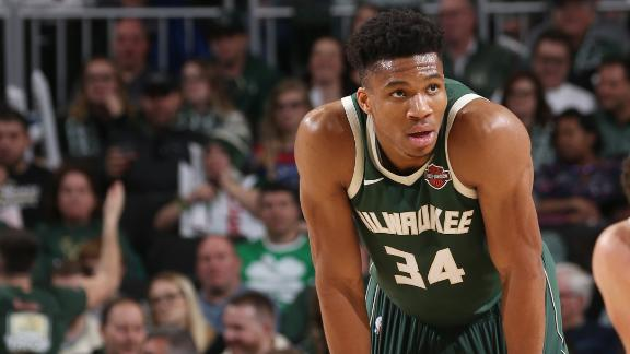 Giannis on fire for career-high 52 points