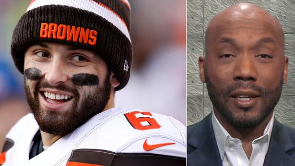 Riddick: Browns' AFC North opponents will be 'ticked off'