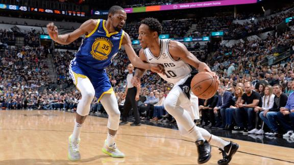 DeRozan, Aldridge lead Spurs to 9th straight win