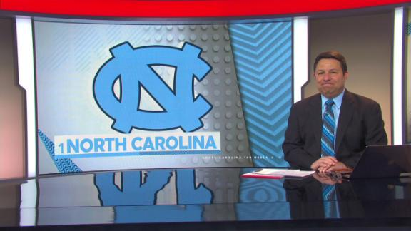 UNC headed back to the National Championship?