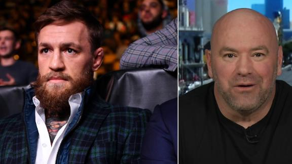 White: McGregor's fighting future decided after UFC 236