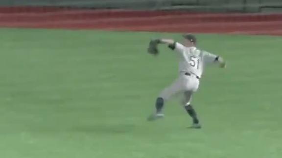 Ichiro still has his cannon right arm
