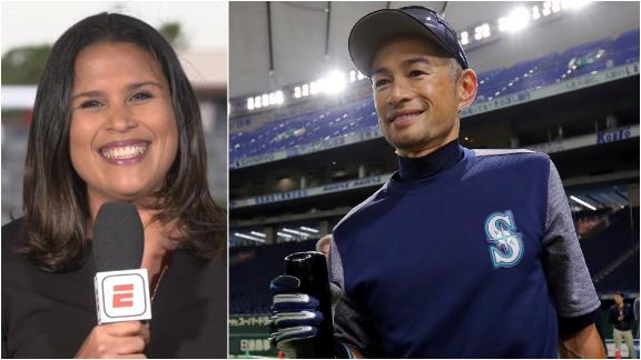 Ichiro is a god and idol in Japanese baseball