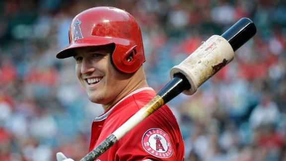 Passan: Trout extension 'a good contract for both sides'