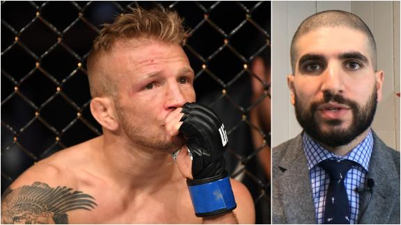Helwani: We don't know what Dillashaw failed for