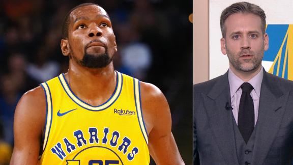 Kellerman: If Warriors lose KD, the dynasty is over