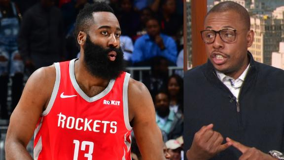 Pierce: Harden is currently the NBA's best player