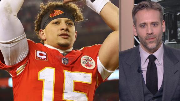 Kellerman: Mahomes deserves biggest contract in sports
